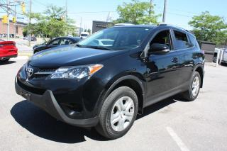 Used 2014 Toyota RAV4 LE for sale in North York, ON