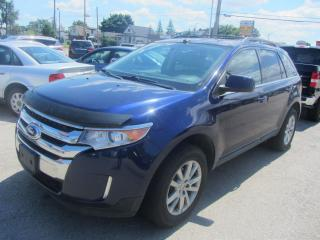Used 2011 Ford Edge Limited for sale in Hamilton, ON