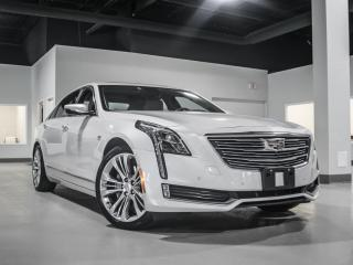 Used 2016 Cadillac CTS Platinum AWD CT6 for sale in Concord, ON