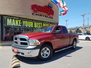 Used 2012 RAM 1500 ST HEMI HITCH TONNEAU OFF ROAD TIRES4X4 for sale in Toronto, ON