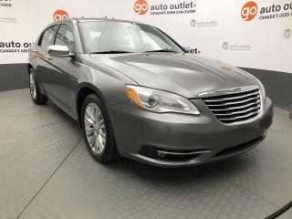 Used 2012 Chrysler 200 Limited for sale in Red Deer, AB