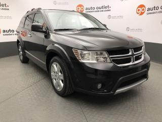 Used 2012 Dodge Journey R/T AWD for sale in Red Deer, AB