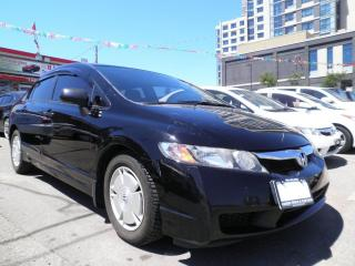 Used 2010 Honda Civic DX-G for sale in Brampton, ON
