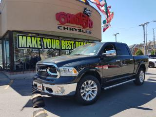 Used 2018 RAM 1500 Longhorn for sale in Scarborough, ON