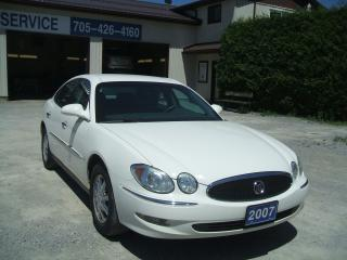 Used 2007 Buick Allure CX for sale in Beaverton, ON