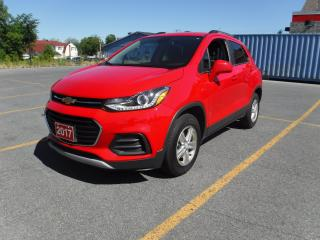 Used 2017 Chevrolet Trax LT for sale in Cornwall, ON