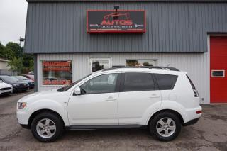 Used 2012 Mitsubishi Outlander LS AWD for sale in Saint-romuald, QC