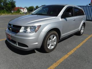 Used 2014 Dodge Journey Canada Value Pkg for sale in Cornwall, ON