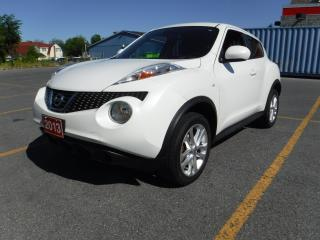 Used 2013 Nissan Juke SV for sale in Cornwall, ON