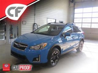Used 2016 Subaru XV Crosstrek 2,0i Grp Ltd for sale in Lévis, QC