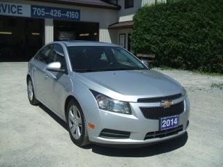 Used 2014 Chevrolet Cruze DIESEL for sale in Beaverton, ON