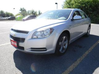 Used 2010 Chevrolet Malibu HYBRID for sale in Cornwall, ON