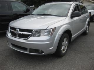 Used 2009 Dodge Journey SE AC Cruise 7pass 2.4L PL PM PW for sale in Ottawa, ON