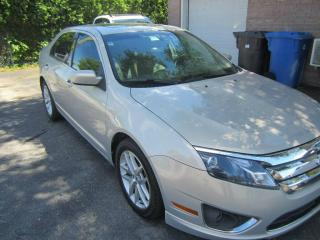 Used 2010 Ford Fusion Ford Fusion SEL 2010 A/C+Cruise Control for sale in Longueuil, QC