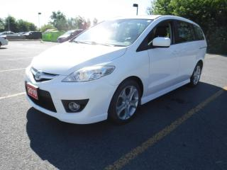 Used 2010 Mazda MAZDA5 GS for sale in Cornwall, ON