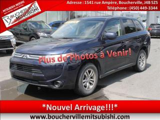 Used 2014 Mitsubishi Outlander Es 4x4, A/c for sale in Boucherville, QC