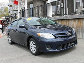 Used 2013 Toyota Corolla CE for sale in Lower Sackville, NS