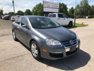 Used 2007 Volkswagen Jetta 2.5 Leather for sale in Komoka, ON