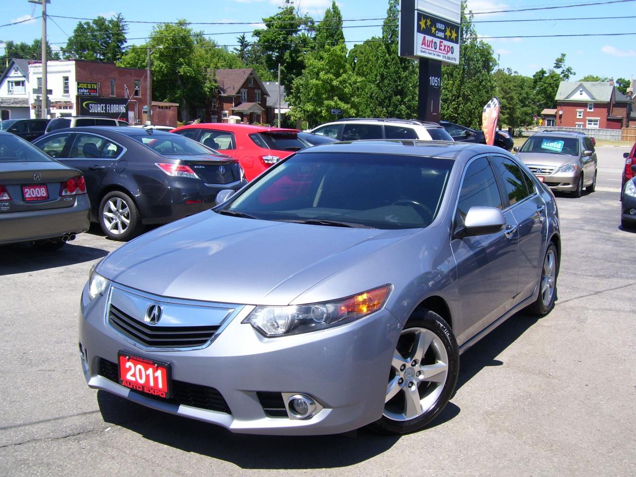 Used 2011 Acura TSX ALLOYS,SUNROOF,TINTED,LEATHER,BLUETOOTH for Sale ...