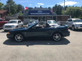 Used 1994 Ford Mustang Convertible for sale in Flesherton, ON