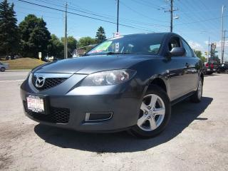 Used 2009 Mazda MAZDA3 GS for sale in Whitby, ON