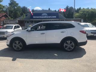 Used 2013 Hyundai Santa Fe XL Premium * ONE OWNER * LOADED * 6 PASSENGER for sale in Flesherton, ON
