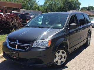 Used 2012 Dodge Grand Caravan SE -1 OWNER-ONLY $7395 for sale in Mississauga, ON