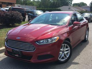 Used 2014 Ford Fusion SE-1 OWNER-NO ACCIDENTS-ONLY 25KMS for sale in Mississauga, ON