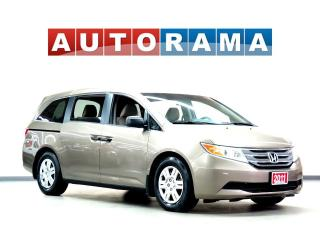 Used 2011 Honda Odyssey EX-L DVD 8 PASS LEATHER SUNROOF PAN BACKUP CAM for sale in North York, ON