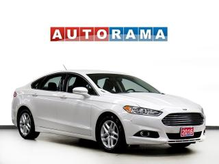 Used 2016 Ford Fusion NAVIGATION BACKUP CAMERA LEATHER ALLOY WHEELS for sale in Toronto, ON
