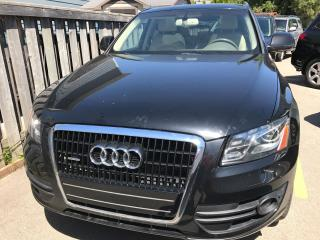 Used 2012 Audi Q5 PREMIUM for sale in Etobicoke, ON