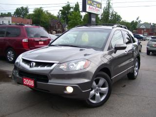 Used 2008 Acura RDX SPORT,TURBO,AWD,LEATHER for sale in Kitchener, ON