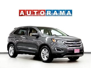 Used 2015 Ford Edge SEL LEATHER 4WD BACKUP CAMERA ALLOY WHEELS for sale in Toronto, ON