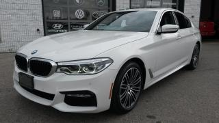 Used 2017 BMW 530i Sedan 530i xDrive for sale in Guelph, ON