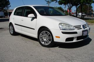 Used 2009 Volkswagen Rabbit Trendline for sale in Mississauga, ON