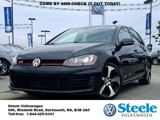 Used 2015 Volkswagen Golf GTI Performance- Certified, Low Mileage, Off Lease for sale in Dartmouth, NS