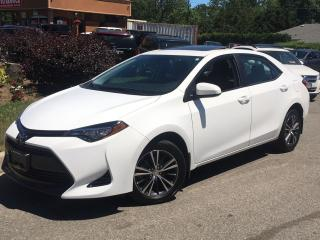 Used 2017 Toyota Corolla LE-BACK UP CAMERA-ROOF-ONLY 9KM! for sale in Mississauga, ON