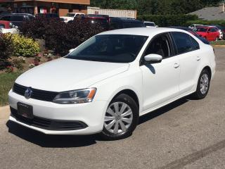 Used 2014 Volkswagen Jetta 2.0L TRENDLINE+AUTO-ONLY 55KMS-NO ACCIDENTS for sale in Mississauga, ON