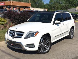 Used 2015 Mercedes-Benz GLK 250 BLUE TEC-LOADED-NO ACCIDENTS!! for sale in Mississauga, ON