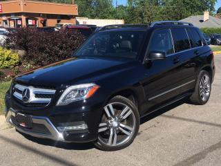 Used 2015 Mercedes-Benz GLK 250 BLUE TEC-BLINDSPOT-PANO-HTD SEATS for sale in Mississauga, ON