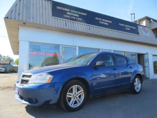 Used 2009 Dodge Avenger SXT,SUPER LOW KM,AUTOMATIC,LOADED for sale in Mississauga, ON