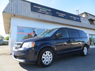 Used 2014 Dodge Grand Caravan FULL STOW AND GO,1 OWNER,CLEAN CARPROOF for sale in Mississauga, ON