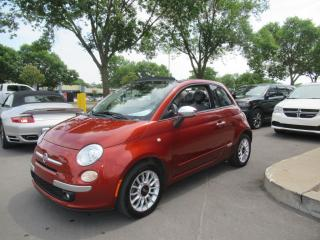 Used 2014 Fiat 500 C Lounge for sale in Dollard-des-ormeaux, QC