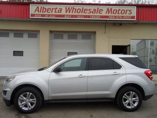 Used 2017 Chevrolet Equinox LS for sale in Edmonton, AB