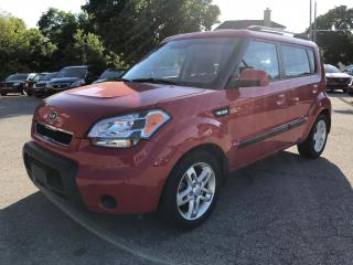 Used 2010 Kia Soul CERTIFIED/WARRANTY INCLUDED for sale in Cambridge, ON