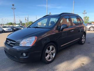 Used 2008 Kia Rondo EX w/3rd Row/ONE OWNER/NO ACCIDENT/CERTIFIED/WARRA for sale in Cambridge, ON