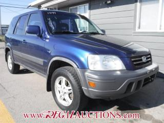 Used 1999 Honda CR-V EX 4D UTILITY AWD for sale in Calgary, AB