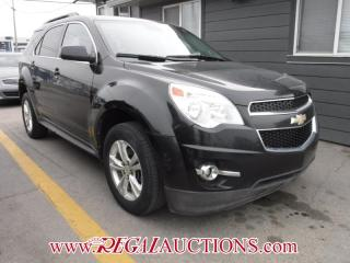 Used 2012 Chevrolet EQUINOX LT 4D UTILITY AWD for sale in Calgary, AB