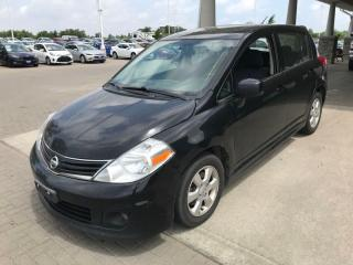 Used 2010 Nissan Versa 1.8/ONE OWNER/CERTIFIED/WARRANTY INCLUDED for sale in Cambridge, ON
