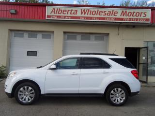 Used 2010 Chevrolet Equinox 1LT AWD for sale in Edmonton, AB